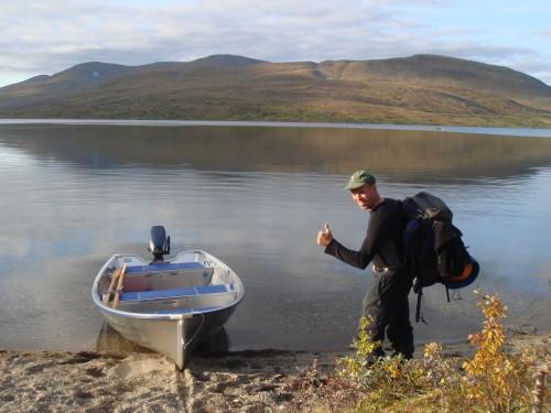 Tilrettelagt fiskeplass Hattfjelldal